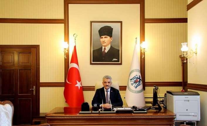 Erzincan Valisi Mehmet Makas göreve başladı