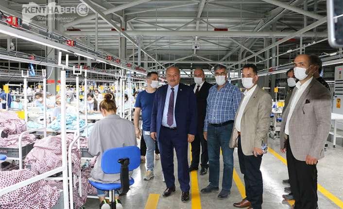 Karaman, Organize Sanayi Bir Şehrin Bel Kemiğidir