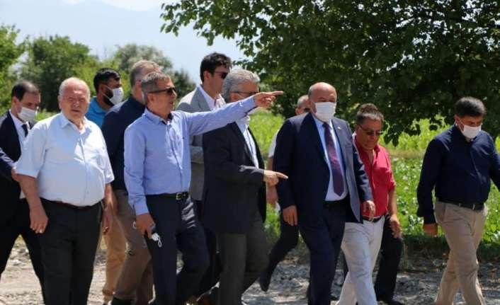 Erzincan'da 500 Başlık Düve Üretim Merkezinin tanıtım lansmanı yapıldı