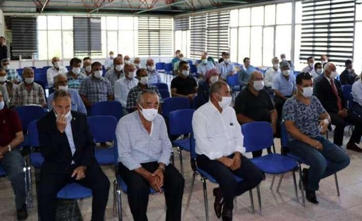 Köylere Hizmet Götürme Birliği 2020 yılı 1. Olağan toplantısı yapıldı