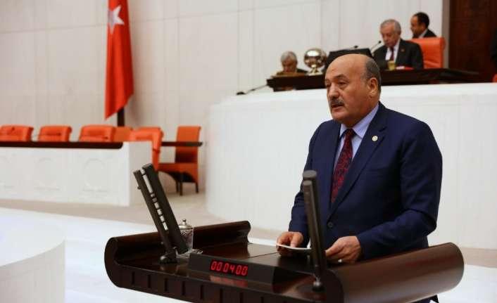Karaman, Erzincan'da yaşanan sel ve heyelanı meclise taşıdı