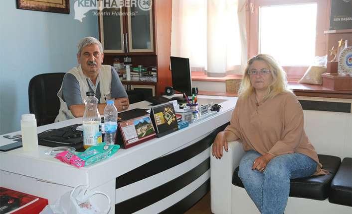 Alioğlu'ndan Kenthaber24'e Ziyaret