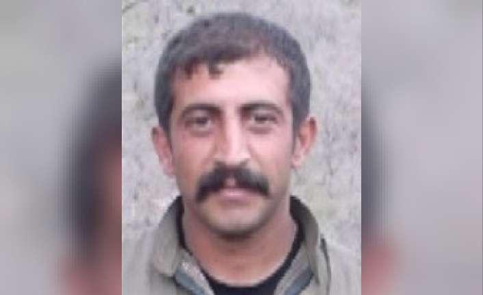 Erzincan'a getirilen terörist Baver-Çektar' kod adlı terörist tutuklandı