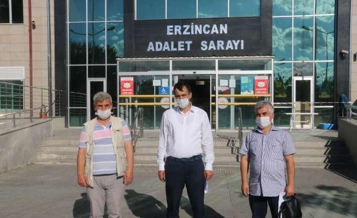 Erzincan EDP'den Mütercimler hakkında suç duyurusu