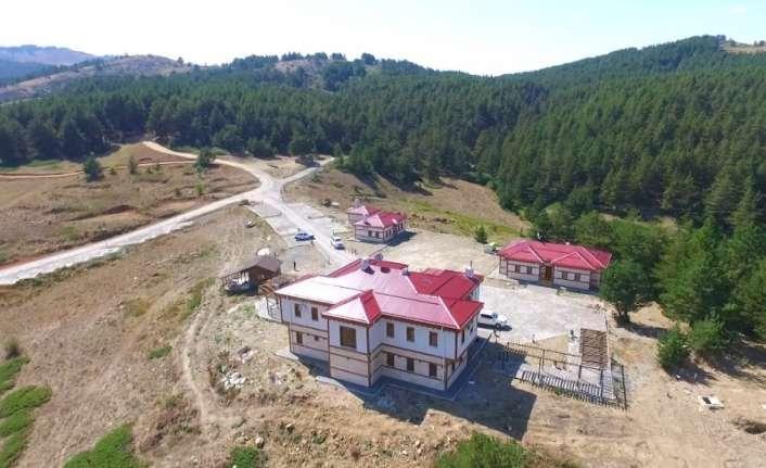 Erzincan'ın yeşil cenneti, Dumanlı Tabiat Parkı sizi bekliyor