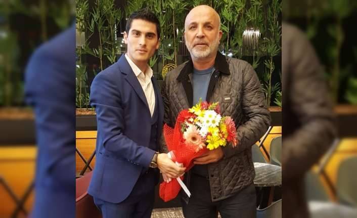 Genç Başkan Subaşı' dan Alanya Spor Başarı Dileği