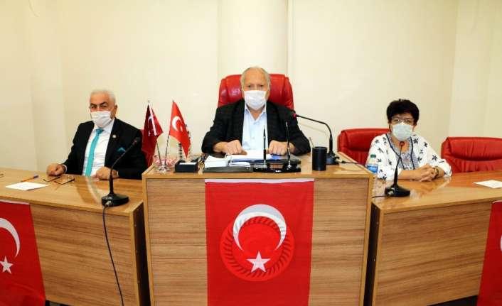 Erzincan İl Genel Meclisinden Azerbaycan'a tam destek
