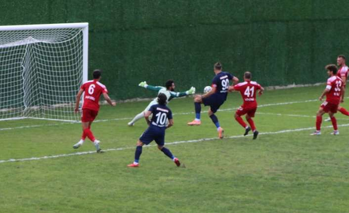 Hekimoğlu Trabzon 1 - 1 24Erzincanspor