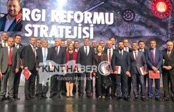 Yargı Reformu Strateji Belgesi Neler Getiriyor