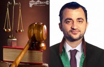 Başkan Av. Aktürk'ten Yeni Adli Yıl Mesajı