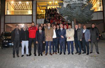 Erzincan Spor Birlik Beraberlik Gecesinde Bir Araya Geldi