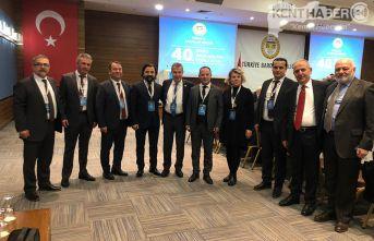 66 İl Baro Başkanının Katılımıyla Ankara'da Yapıldı.