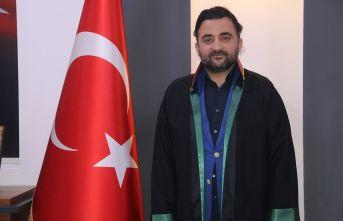 Av. Aktürk, Milletimizin Ve Tüm İslam Âleminin Berat Kandilini Tebrik Ediyorum