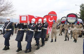 Jandarma Er Ercan Türkmen Şehit Oldu