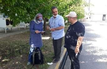 Erzincan'da Akdeniz meyve sineğine karşı mücadele sürüyor