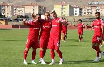 24Erzincanspor 4 Şanlıurfa spor 1
