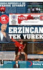 Kenthaber24| Kentin Habercisi - 03.08.2020 Manşeti