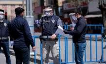 Erzincan'da Covid-19'dan 607 kişi ve 86 işletmeye idari para cezası uygulandı