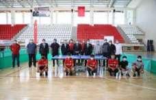 'Bir Gelecek' projesi kapsamında Erzincanlı sporculara destek