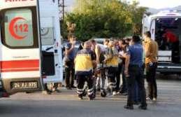 Erzincan'da silahlı saldırı: 2 yaralı