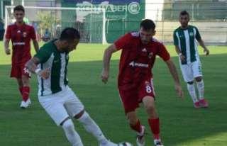 Erzincan spordan Kötü Başlangıç