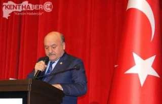 Karaman, Türk Ordusu Bu Yılanların Başını Ezmekten...