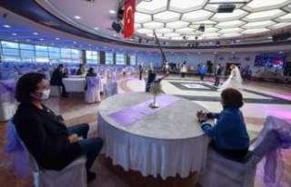 Düğünlere Korona Virüs Düzenlemesi