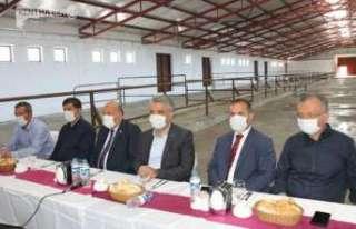 Erzincan'a 500 Başlık Damızlık Düve Yetiştirme...