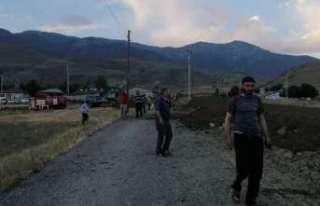 Erzincan'da felaketin eşiğinden dönüldü