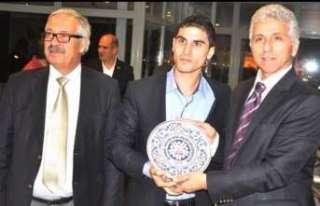 Genç Başkan Subaşı, İASKF Seçiminde Ali Düşmez'i...