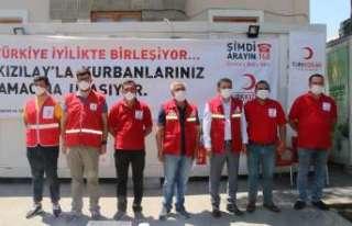 Kurban Bağışları Kızılay'a