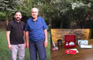 Erzincan Barosundan üyelerine sağlık paketi desteği