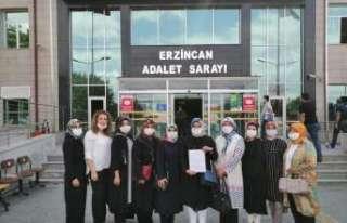 AK kadınlar, Dilipak hakkında suç duyurusunda bulundu