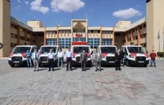 Erzincan Belediyesi Araç Filosu Güçleniyor