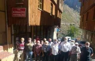 Kemaliyeliler altın madenine karşı