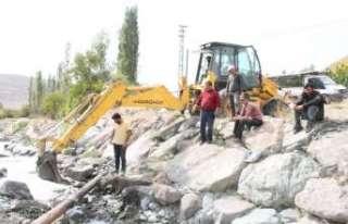 Bayırbağ'da su sorunu çözüldü
