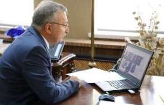 EBYÜ Oryantasyon eğitimini çevrimiçi verdi