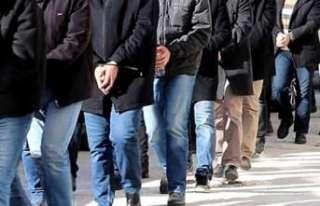 Erzincan'da FETÖ operasyonu: 17 gözaltı