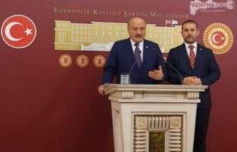 """Erzincan Milletvekilleri, """"Erzincan'a yatırım devam ediyor"""""""