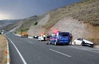 Erzincan'da trafik kazalarında bayram bilançosu