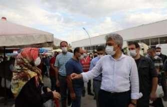 (Düzeltme) Erzincan'da 65 yaş ve üzeri ile kronik rahatsızlığı bulunanlara günde 7 saat sokağa çıkma izni