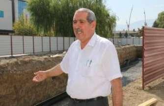İş adamı Zekeriya Ateş, imar komisyonu mağduru olduğunu iddia etti