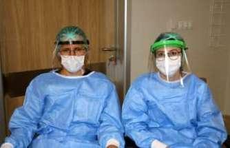 (Özel Haber) Covid-19'la mücadelenin fedakar savaşçıları: Sağlık çalışanları