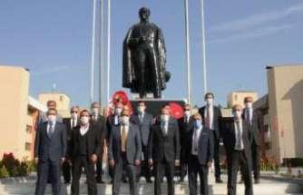 Erzincan'da Muhtarlar Günü kutlandı
