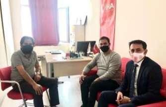 Erzincan'ı el birliği ile sporun merkezi yapmak için çalışıyoruz