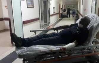 Şeker fabrikasında buhar kazanı patladı: 2 yaralı