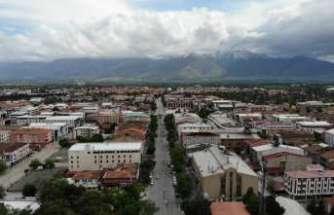 Erzincan'da sokağa çıkma kısıtlamasına uyuldu