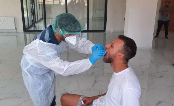 24Erzincanspor'da İkinci Corona Virüs Testleride Negatif Çıktı