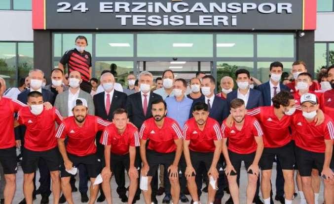 24Erzincanspor PLAY-OFF için Yola Çıktı