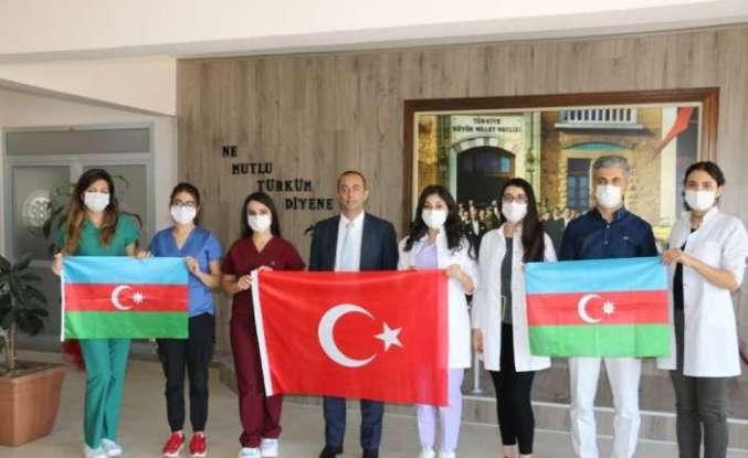 """Azerbaycanlı doktorlar: """"Çocuklar katlediyor. 27 Eylülden bu yana biz 27 can verdik. 120 yaralımız var"""""""